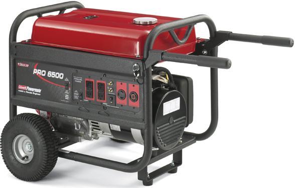 Coleman Powermate 3000 Watt power Inverter manual